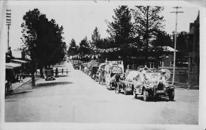 Derby St parade 1926 Armistice Day