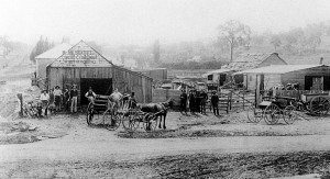 Scott Blacksmith where Boultons are now